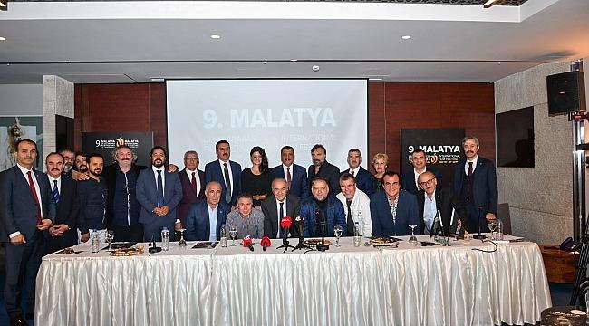 Film Festivalinin Tanıtım Toplantısı İstanbul'da Yapıldı